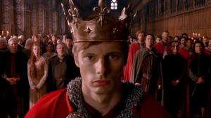 MC - Arthur crowned