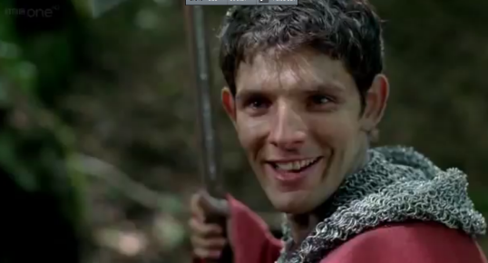 MC - Merlin in armor