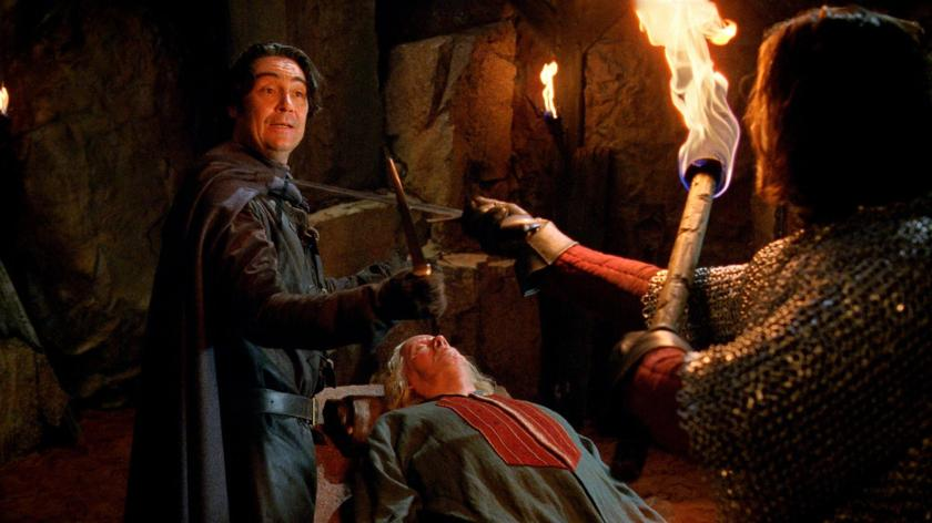 MC - Gwaine, GA and Gaius