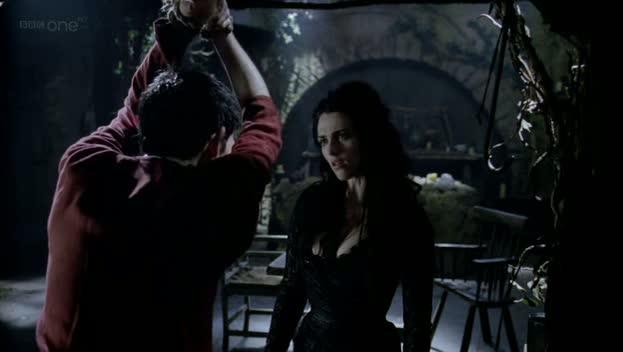 MC - Morgana and Merlin