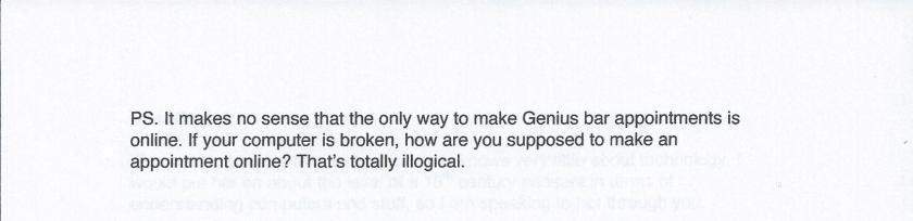 Jen's Apple Letter page 2
