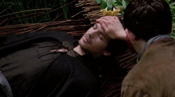 MC - dead Lancelot