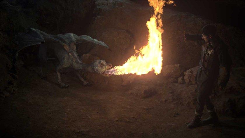 Merlin Ailthusa fire