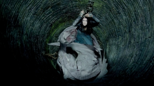 Morgana in the well