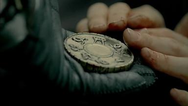oversized novelty coin