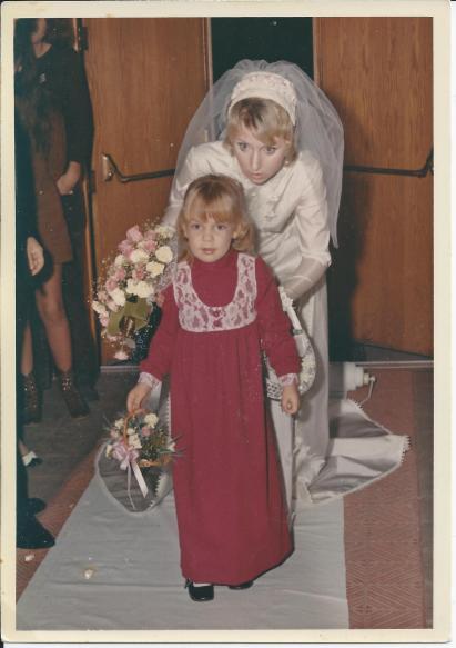 Aunt Malita and me