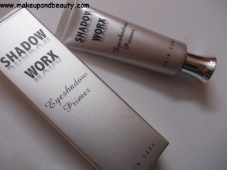 Coastal+Scents+Shadow+Worx+Eye+Shadow+Primer+Matte+Review