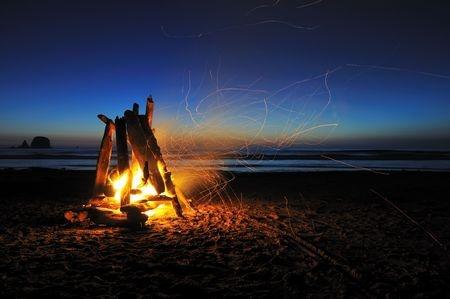 08-2015 - BeachFire