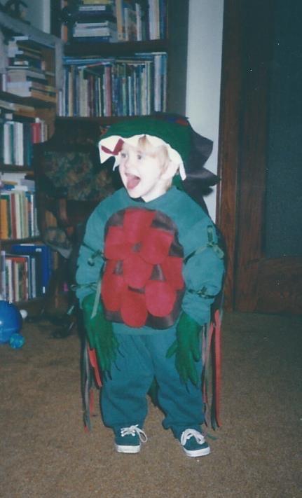 Killian dragon costume