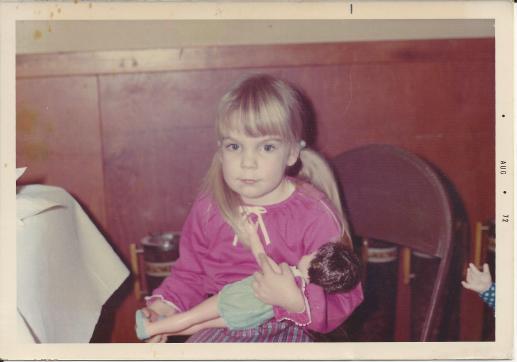 Me - Chrissy Doll