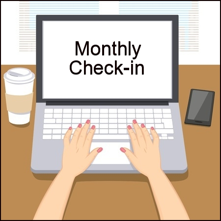 MonthlyCheck-in
